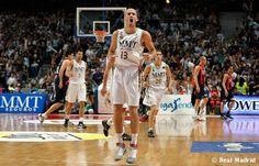 5º Partido. El Real Madrid Basket llega la Final de la ACB demostrando coraje y buen hacer en la pista.