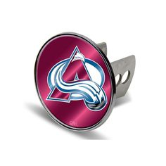 Colorado Avalanche NHL Laser Cut Hitch Cover