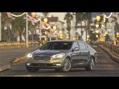 "2016 Kia K900 - The K900 continues to challenge conventional notions of luxury as it did in 2015 when it earned the ""International Car of the Year"" award by ..."