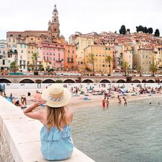 Exploring the French Riviera: Menton Spain Travel, France Travel, Mexico Travel, Travel Pictures, Travel Photos, Places To Travel, Places To See, French Riviera Style, Cancun Hotels