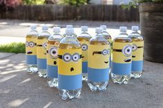 Vacuuming in high heels & pearls: The Minion Birthday party 2 Birthday, Minion Birthday, Birthday Party Games, Birthday Ideas, Despicable Me Party, Minion Party, Lego Friends Party, Minion Theme, Party Time