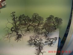 my forest..wire forest !!!