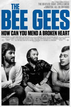 The Bee Gees: How Can You Mend a Broken Heart (2020) An exploration of the history of the Bee Gees, featuring revealing interviews with oldest brother Barry Gibb, and archival interviews with the late twin brothers Robin and Maurice. Andy Gibb, Noel Gallagher, John Travolta, Robin, Diana Ross, Celine Dion, Dolly Parton, Justin Timberlake, Eric Clapton