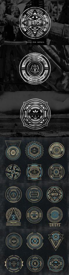 Secret Society Bundle by TSV Creative on Creative Market