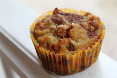 Rhubarb Muffins subbed almond flour for arrowroot and coconut oil for butter. BEST MUFFINS EVER! Gluten Free Treats, Paleo Treats, Gluten Free Muffins, Gluten Free Baking, Primal Recipes, Dairy Free Recipes, Real Food Recipes, Yummy Recipes, Healthy Recipes