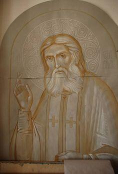 Стена Church Interior, Religious Art, Saints, Images, Princess Zelda, Christian, Drawings, Artwork, Painting