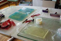 gelatin print how-to