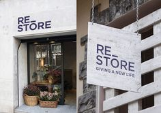 RE_STORE on Behance