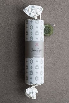 Pretty Candle Packaging