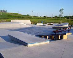 exterior skateboard parks - Поиск в Google