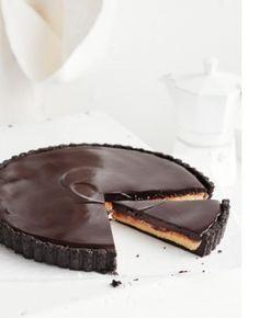 Easy Oreo & Peanut Butter Pie