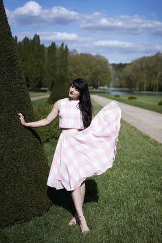 The Cherry Blossom Girl: Garden