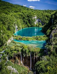 If you are looking an adventure destinations for your vacation, Croatia is a best place for adventure vacations. We are sharing with you best adventure travel destinations to see in the Croatia. Places Around The World, The Places Youll Go, Places To See, Parc National, National Parks, Dream Vacations, Vacation Spots, Wonderful Places, Beautiful Places