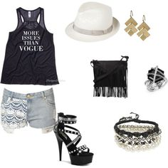 """""""rockin with you"""" by dadra-williams on Polyvore"""