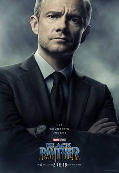 His country's orders - Martin Freeman as Everett Ross [x]