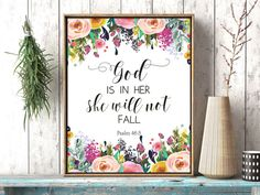 Check out this item in my Etsy shop https://www.etsy.com/listing/499811753/god-is-in-her-she-will-not-fall-psalm