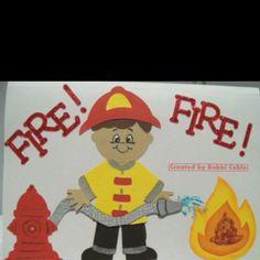 cricut birthday card 21 pinterest | Fireman Birthday Card-Inside (Cricut) | Craft Ideas