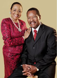 Bishop Charles & Lady Mae Blake