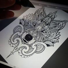 coen mitchell tattoo