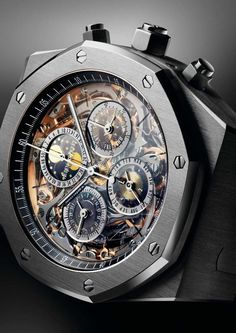 Beautiful (Audemars Piguet) #AudemarsPiguet #luxury #luxurywatches: