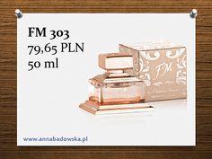 Perfumy luksusowe FM 303