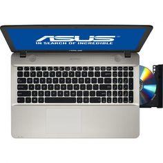 Pc portable Asus VivoBook Max / Quad Core / 4 Go / Silver Quad, Pc Portable Asus, Bluetooth, Multimedia, Laptop, Samsung, Hardware, Orange, Silver