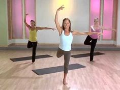 1 hour Ballet body workout has some yoga and pilates elements Fitness Tips, Fitness Motivation, Health Fitness, Fitness Dvd, Ballet Body, Ballet Barre, Ballet Moves, Forme Fitness, Video Sport