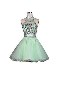 GLbridal Green High Neck A Line Beading Graduation Short Homecoming Gown Dress US2 GLbridal http://www.amazon.com/dp/B01DD1TVIO/ref=cm_sw_r_pi_dp_hG38wb1S8N9X9