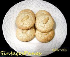 Εργολάβοι Greek Desserts, Greek Recipes, Macaroons, Bagel, Doughnut, Baking Soda, Biscuits, Recipies, Health Fitness