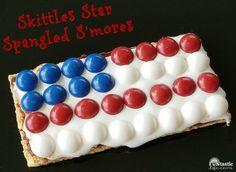 Skittles Star Spangl