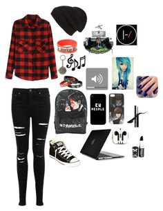"""""""Tumblr ✖️"""" by finite-incantem ❤ liked on Polyvore featuring mode, Phase 3, Miss Selfridge, Converse, Speck, PhunkeeTree en Lottie"""