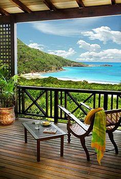 Hermitage Bay, Antigua         @TheDailyBasics  ♥♥♥