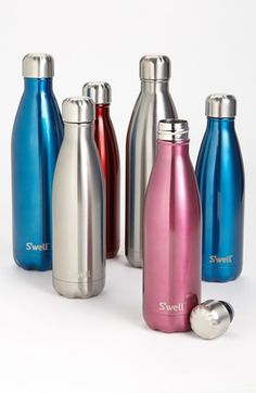 'Classic Shimmer' Water Bottle (17 oz.)  http://rstyle.me/n/dnu2tpdpe