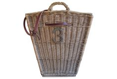 French Harvest Basket from One Kings Lane.