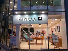 Frisbee Apple Reseller @ Old Downtown (은행동)
