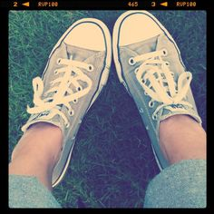 My favourite Converse
