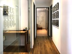 RSDS Architects - Singapore interior design renovation - apartment study and photo gallery space