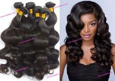 Hair Material: 100% Real Natural Brazilian Virgin hair unprocessed . Color: Natural color.  dyeable  . Keep in mind that since hair is virgin it can be rinsed to your desired color by a qualified stylist. Hair Grade: AAAA grade .Soft & Tangle free. Curl or Wave hold well after washing. Reinforce weft, no shedding. Thick & Healthy tip  Texture Available: Natural straight, wave. and curly .