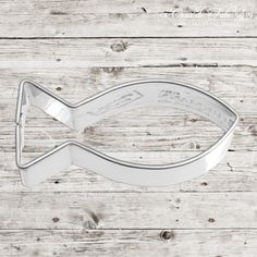 Keksausstecher Fisch: Keksausstecher Fisch ♥ Material: Edelstahl ♥ Breite 5 cm x Höhe 2,1 cm ♥ Hersteller: RBV Birkmann