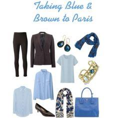 Bleu et Marron in Paris