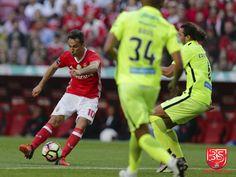 A Minha Chama: 2016-2017 29ªJ: SL Benfica 3 Marítimo 0