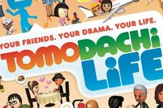 Tomodachi Life Creates a World for Mii Characters