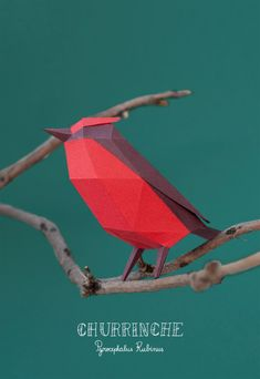 Paper Birds by Estudio Guardabosques