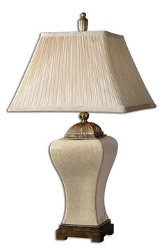 Uttermost Ivan Ivory Table Lamp