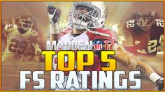Madden 17 Ratings: Top 5 Free Safeties