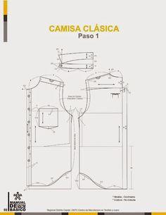 Manual-de-Patronaje-Basico-e-Interpretación-de-Diseños - modelista Kitapları - Best Pins Live