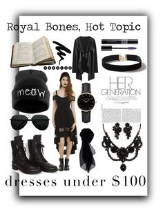 """""""Royal Bones, under $100"""" by caroline-buster-brown on Polyvore featuring Royal Bones, Chanel, ROSEFIELD, KOCCA, Dorothy Perkins, Gucci, Ann Taylor, Christian Dior and under100"""