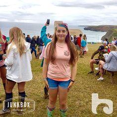 North Wales, Happy Campers, Unisex Fashion, Wanderlust, Peach, Velvet, Slim, Studio, Cotton
