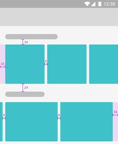 Best Practices for Horizontal Lists in Mobile – uxdesign.cc