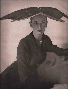 Clifford Coffin Fashion Editorial Balenciaga Griffe Mark Mooring 1948   eBay